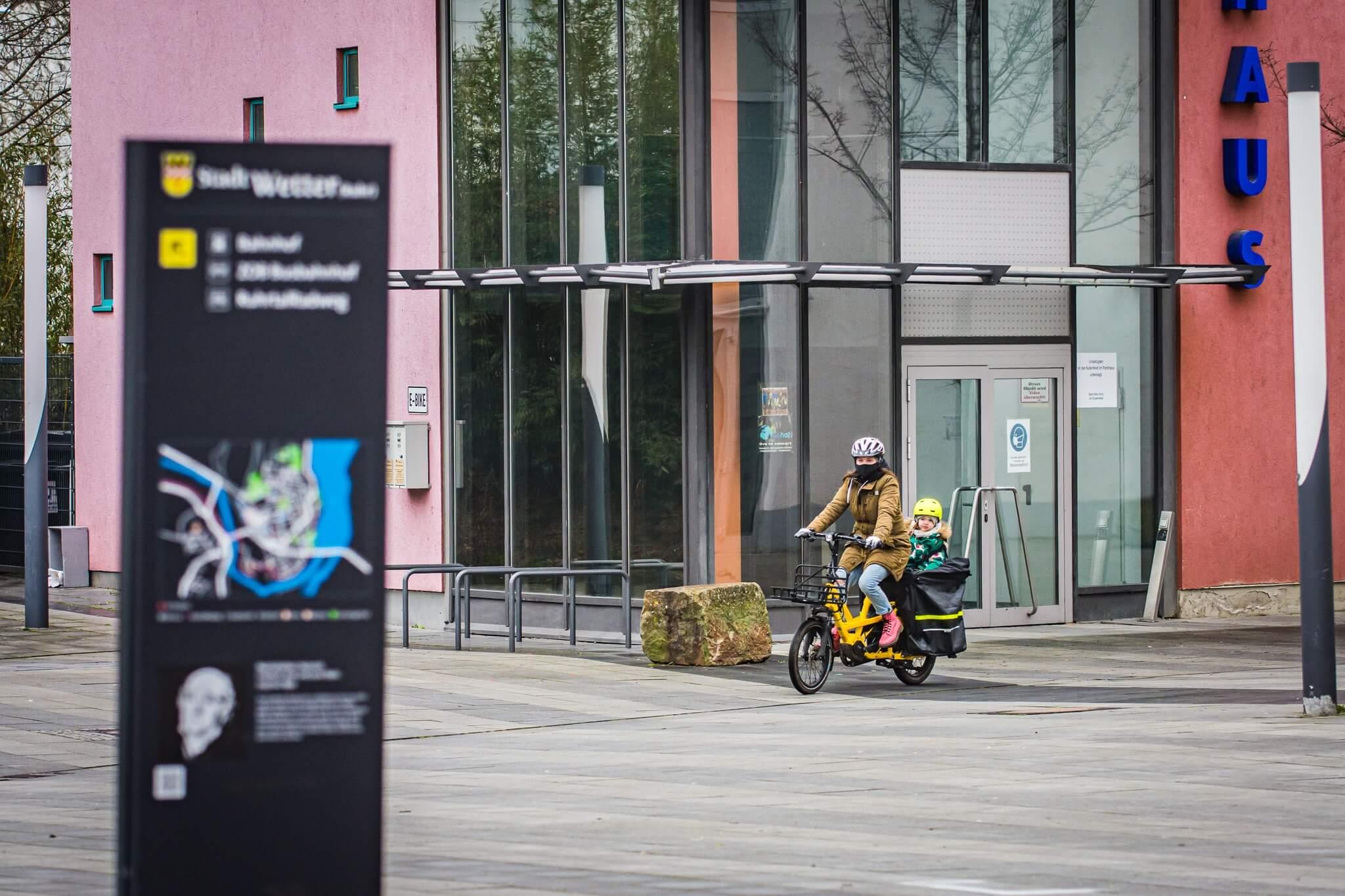 Mobilitätswende in Wetter?